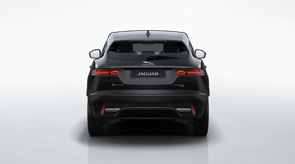 The All-Electric Jaguar E-PACE PHEV SUV (credit:JLR)