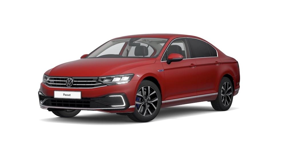 VW Passat electric