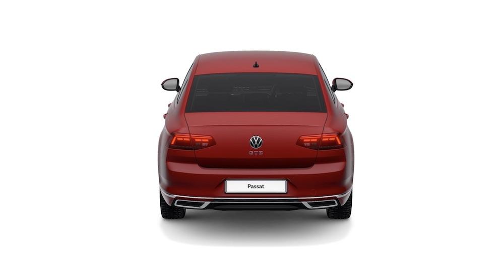 VW Passat electric India
