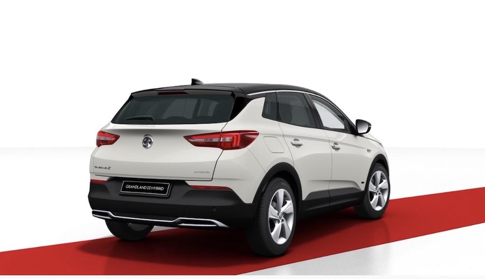 Opel Grandland X ibrido plug-in