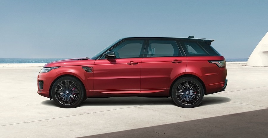 The Range Rover Sport Plug-In Hybrid (credit:JLR)