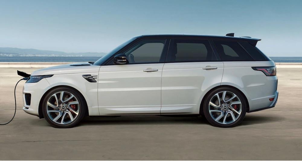Land Rover Range Rover Sport Plug-In Hybrid SUV India