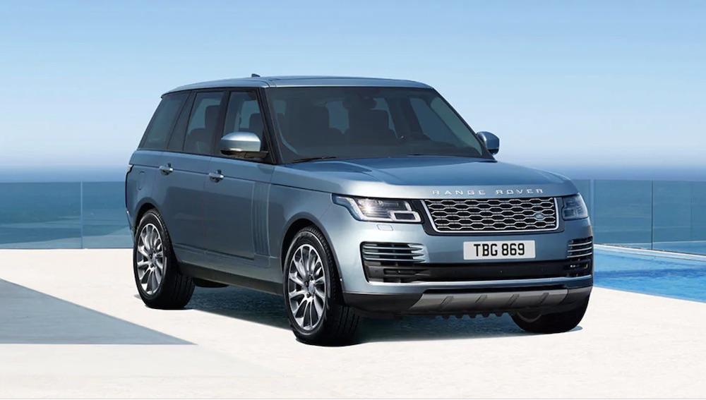Range Rover Plug-In Hybrid SUV