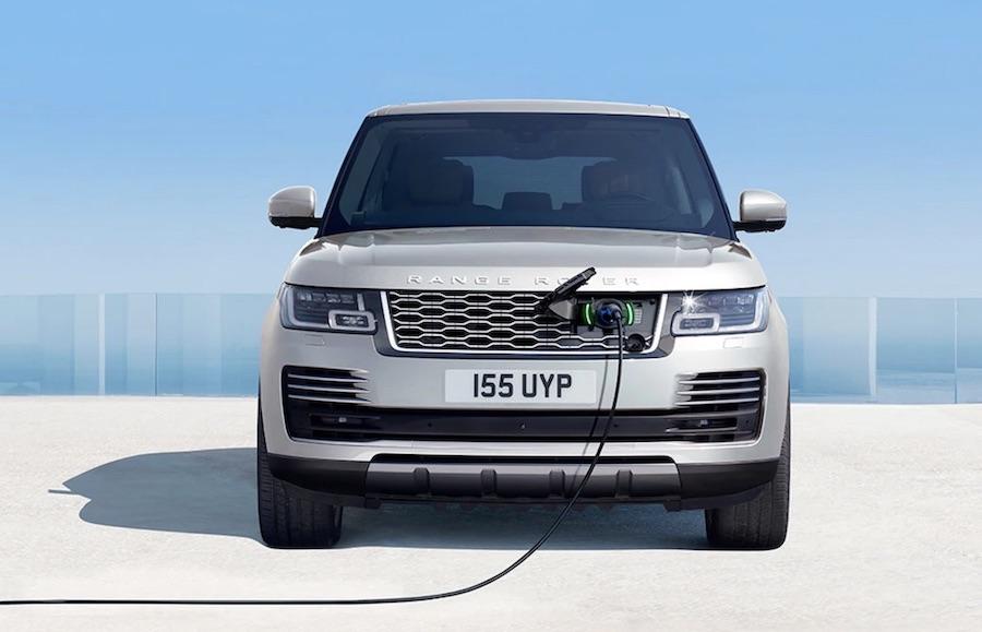 Range Rover Plug-In Hybrid SUV India