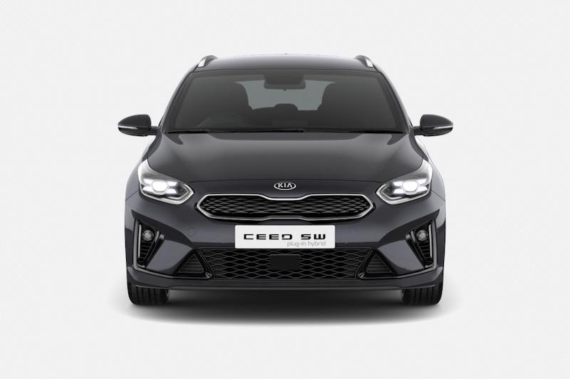 Kia Ceed Sportswagon ibrido plug-in