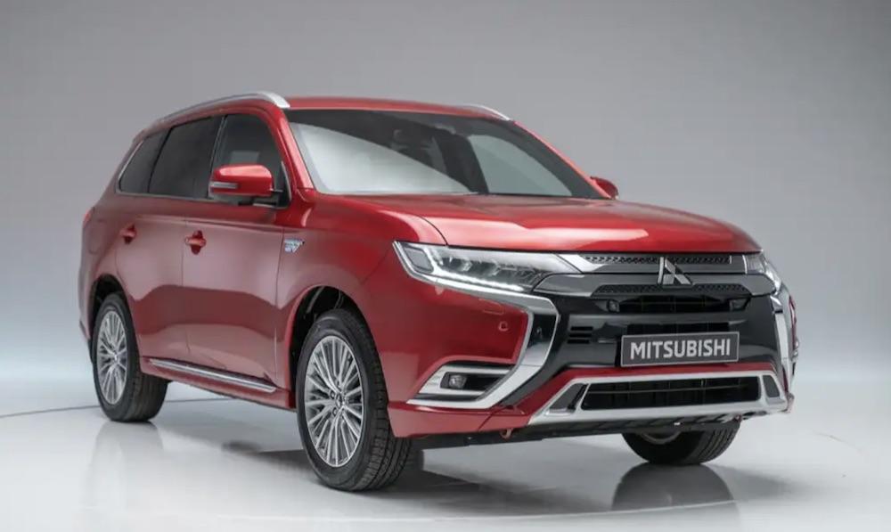 Mitsubishi Outlander PHEV SUV