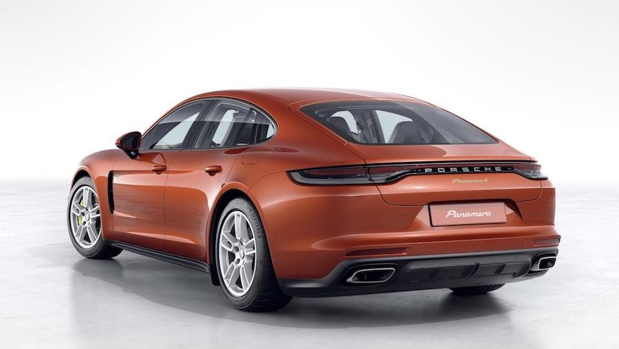 Porsche Panamera E Hybrid PHEV India