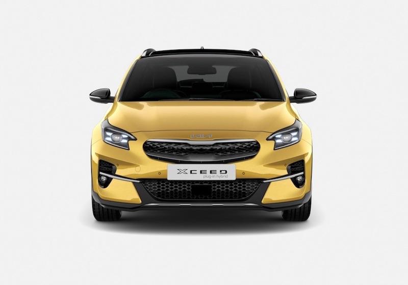 Kia XCeed Plug-In Hybrid SUV India
