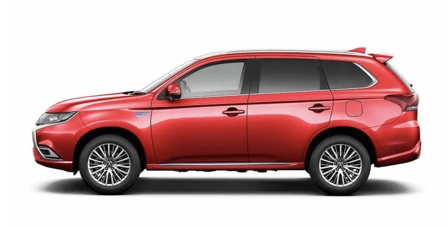 Mitsubishi Outlander PHEV India
