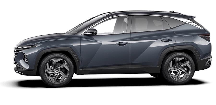 Hyundai Tucson Plug-In Hybrid SUV