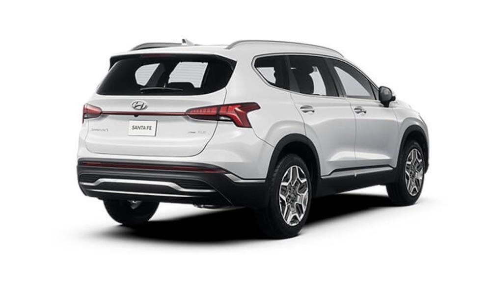 Hyundai Santa Fe Plug-In Hybrid SUV