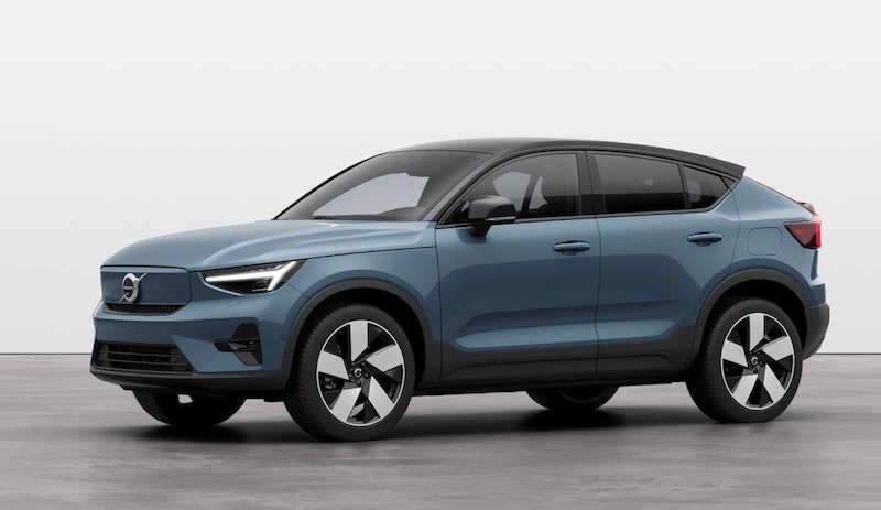 Volvo C40 Recharge electric SUV India