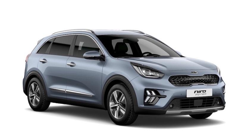 KIA e-Niro Plug-In Hybrid SUV