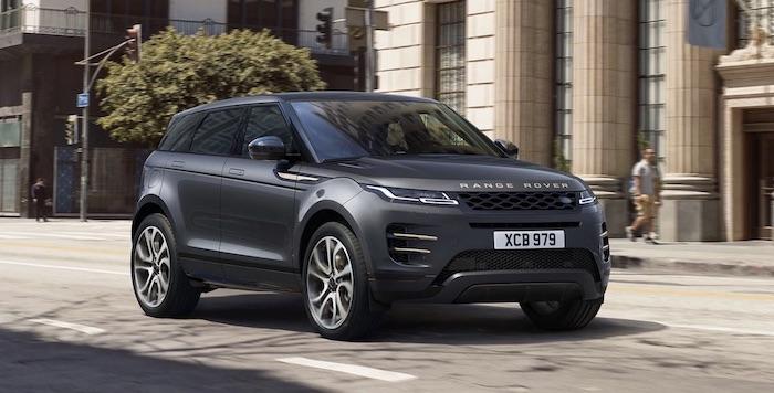 Land Rover Range Rover Evoque Plug-In Hybrid SUV