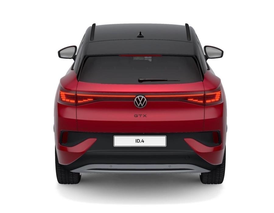 Volkswagen ID.4 GTX SUV elettrico