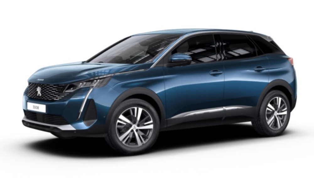 Peugeot 3008 Plug-In Hybrid SUV