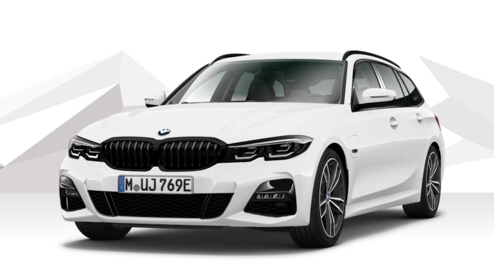 BMW 330e Estate PHEV