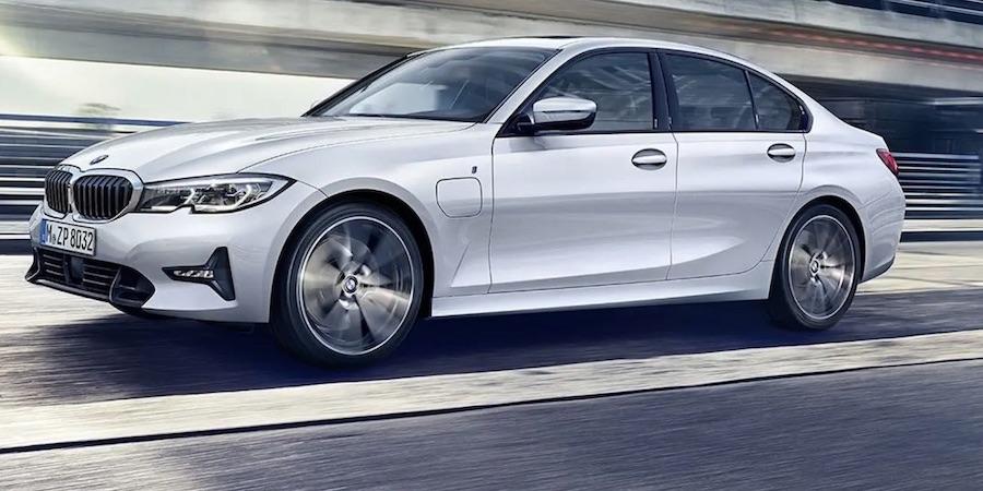BMW 330e Saloon Plug-In Hybrid