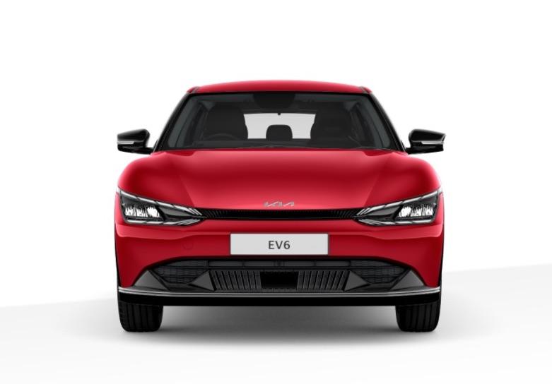 Kia EV6 electric crossover India