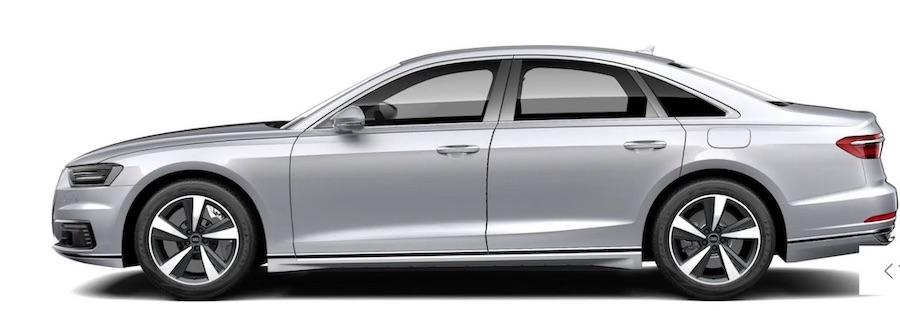 Audi A8 TFSIe Plug-In Hybrid