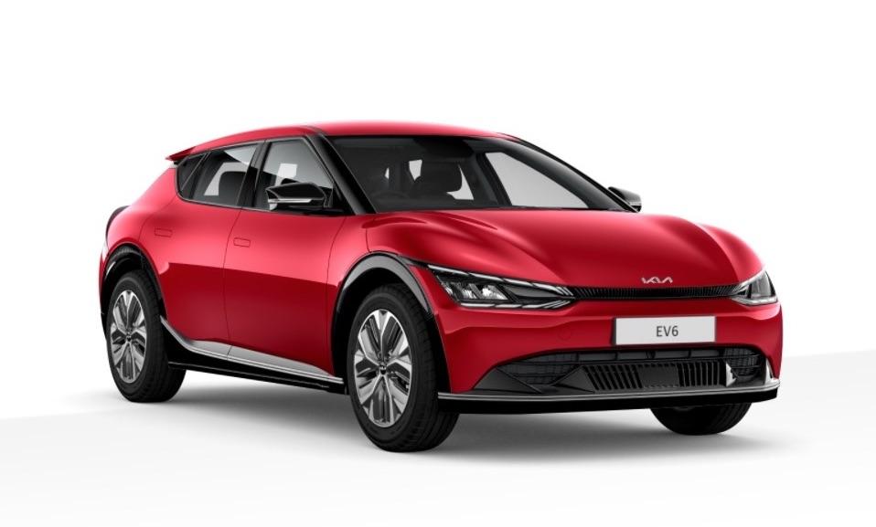 Kia EV6 electric