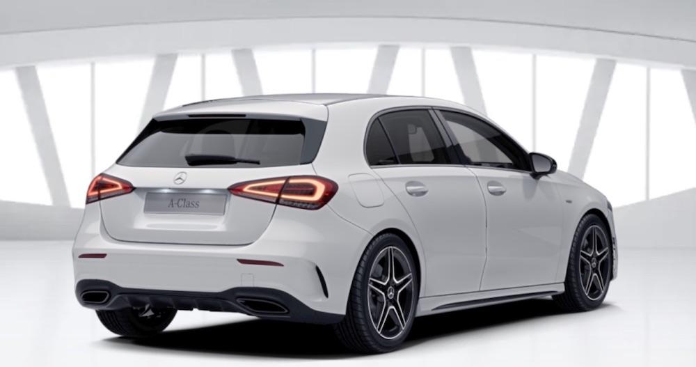 Mercedes-Benz A250e Plug-In Hybrid