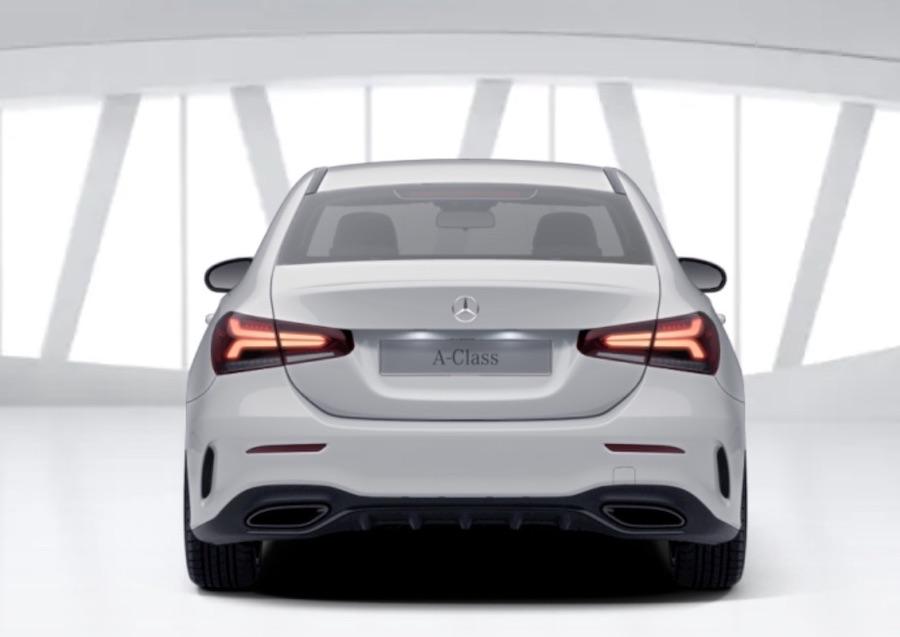 Mercedes-Benz A250e Plug-In Hybrid Saloon