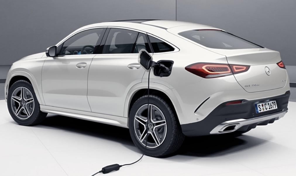 Mercedes-Benz GLE Coupé 350 de Plug-In Hybrid