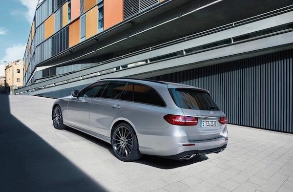 Mercedes-Benz E 300 de Estate PHEV