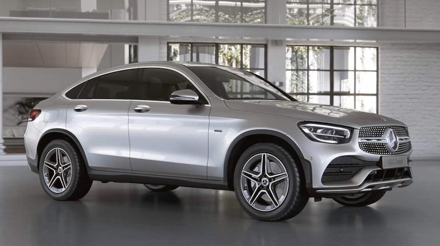 Mercedes-Benz GLC 300 Coupe Plug-In Hybrid