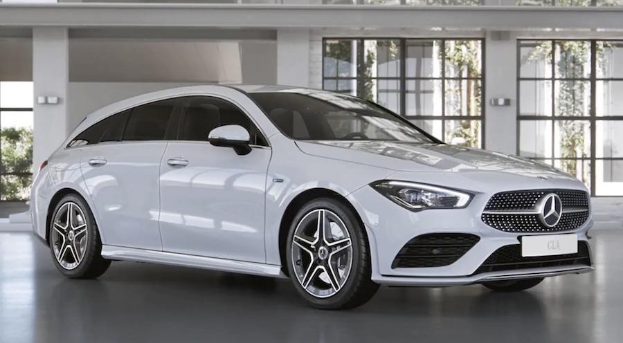 Mercedes-Benz CLA Shooting Brake Plug-In Hybrid