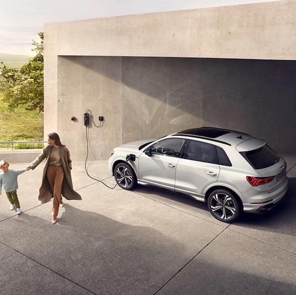 Audi Q3 TFSIe Plug-In Hybrid