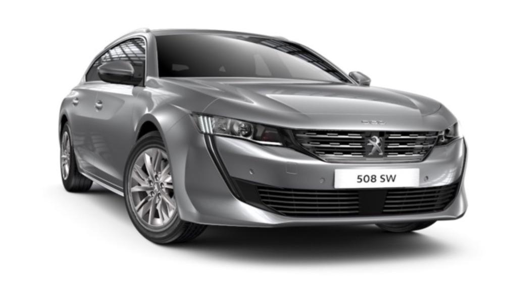 Peugeot 508 SW PHEV