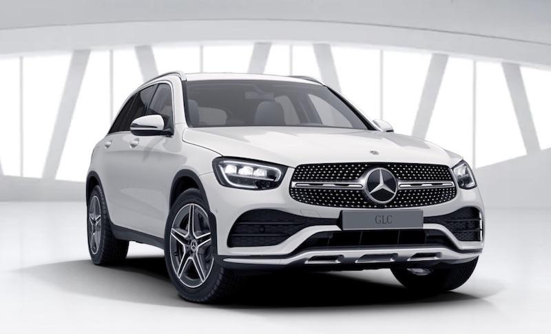 Mercedes-Benz GLC PHEV