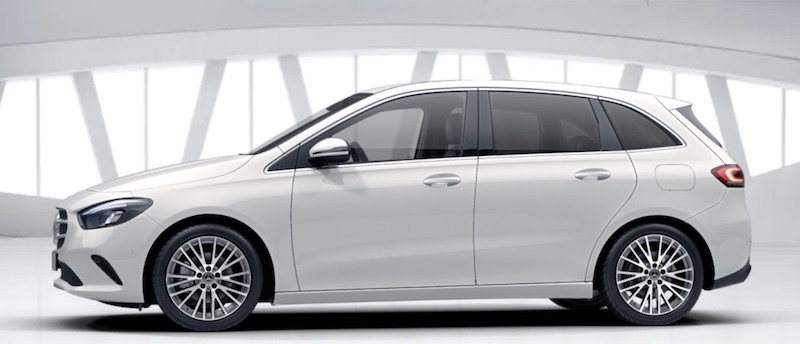Mercedes-Benz B250e Plug-In Hybrid