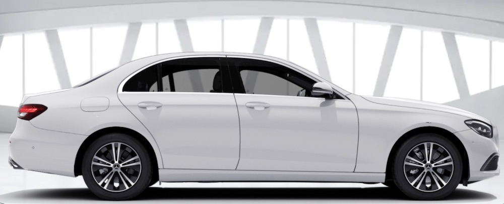 Mercedes-Benz E300e Plug-In Hybrid