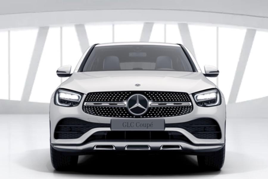 Mercedes-Benz GLC 300 Coupe