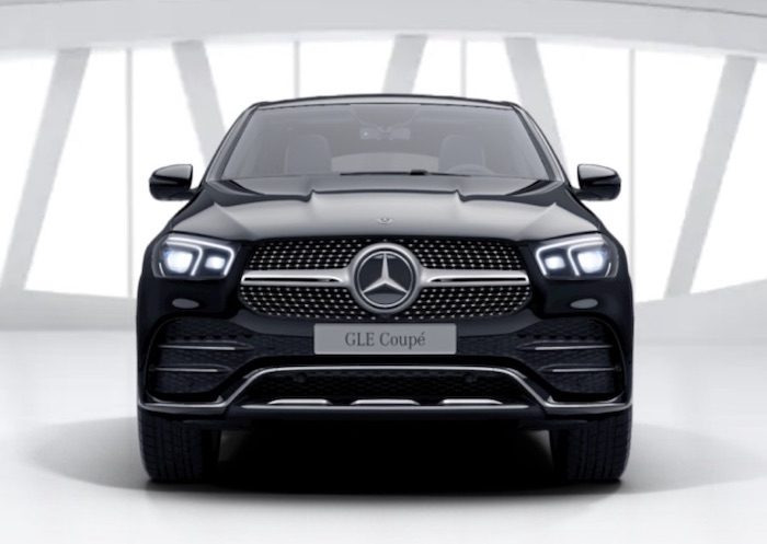 Mercedes-Benz GLE Coupé 350 de SUV Plug-In Hybrid