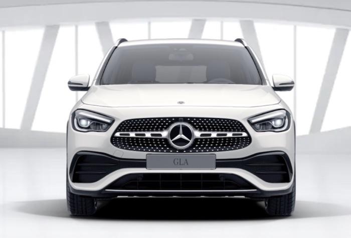 Mercedes-Benz GLA 250 e Plug-In Hybrid SUV