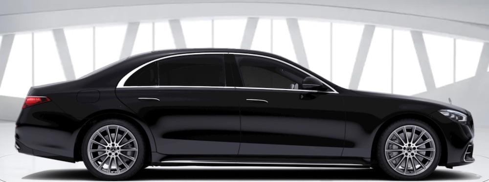 Mercedes-Benz S Class Plug-In Hybrid
