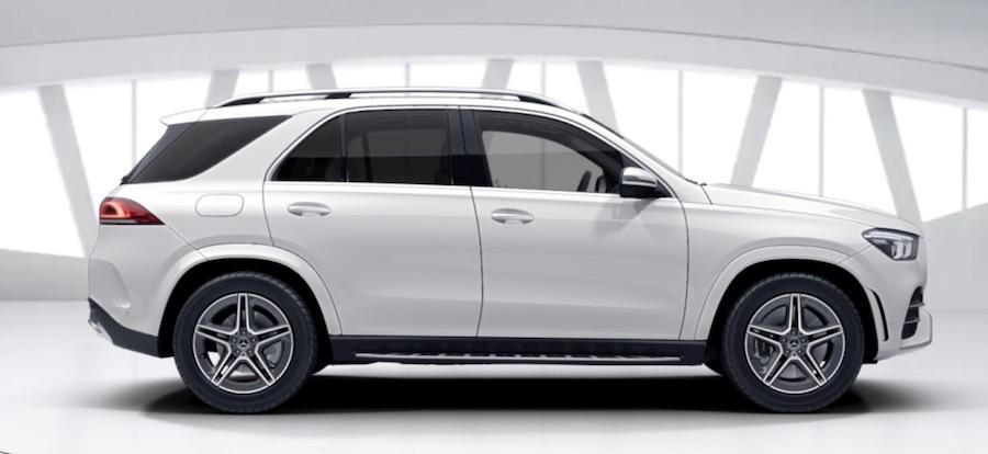 Mercedes-Benz GLE 350 Plug-In Hybrid