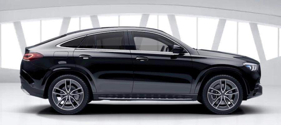 Mercedes-Benz GLE Coupé 350 de SUVPlug-In Hybrid