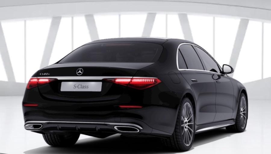 Mercedes-Benz S Class Saloon PHEV