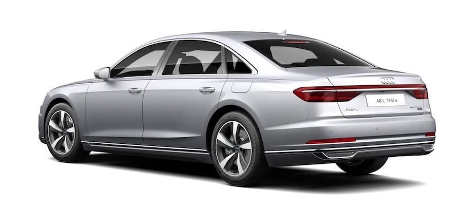 Audi A8 L TFSIe Plug-In Hybrid