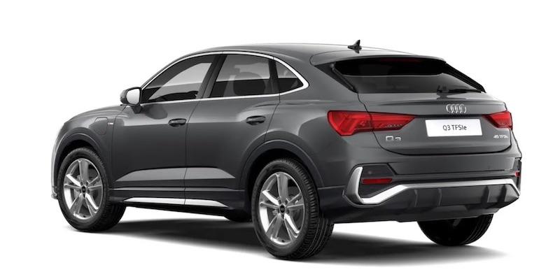 Audi Q3 Sportback TFSIe Plug-In Hybrid