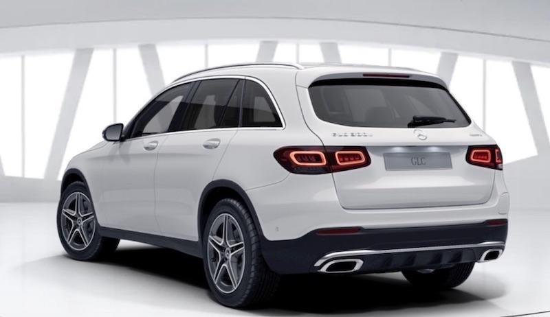 Mercedes-Benz GLC Plug-In Hybrid