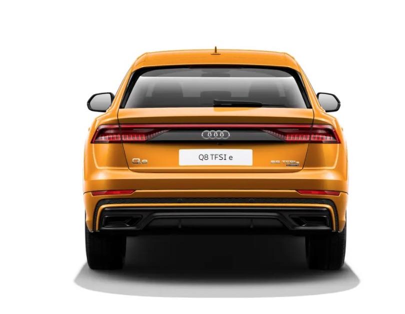 Audi Q8 TFSIe Plug-In Hybrid SUV