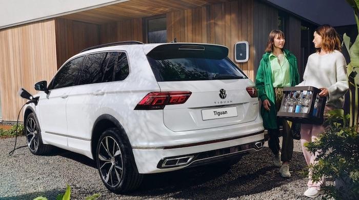 Volkswagen Tiguan Plug-In Hybrid